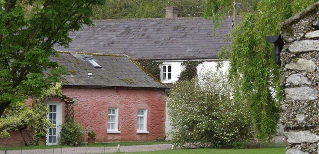 Student accommodation at Ballymaloe Cookery School