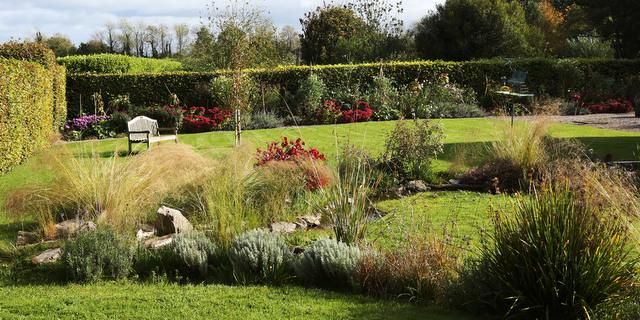The Water Garden & Memory Arboretum